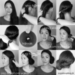 BUN SHAPER – HAIR INSPIRATION # 1