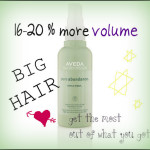 STYLE PREP YOU HAIR AND ADD EXTRA VOLUME….