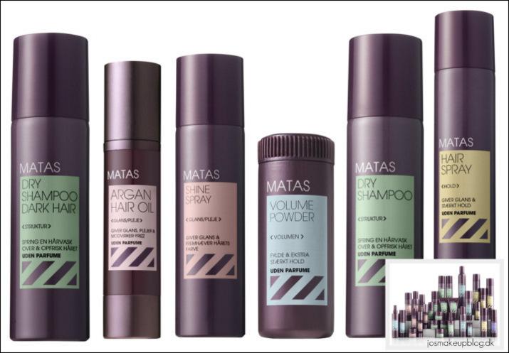 hårspray med farve
